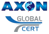 AxonGlobal and GlobalCert Logos